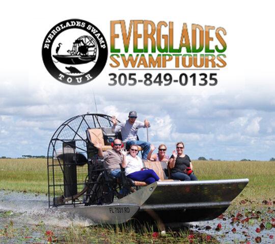 Everglades Swamp Tours